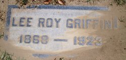 Lee Roy Griffin