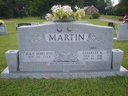 Joan <I>Dowland</I> Martin