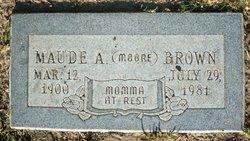 Maude Ann <I>Key</I> Brown