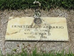Ernesto G D Addario