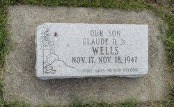 Claude D. Wells, Jr