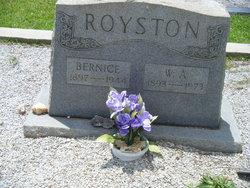 Icee <I>Eberhart</I> Royston