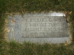 Rev Richard Gerard Bonin