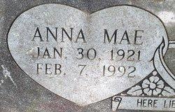 Anna Mae <I>Pigg</I> Moody
