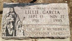 Lillie Fern Nadine <I>Wood</I> Garcia