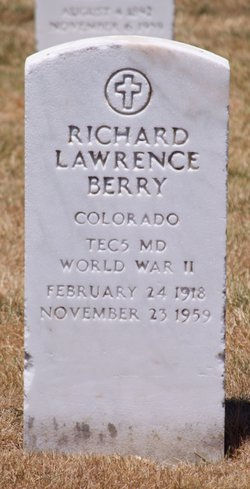 Richard Lawrence Berry