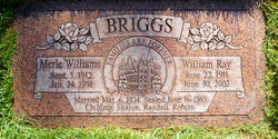 Merle LaVon <I>Williams</I> Briggs