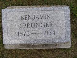 Benjamin Sprunger