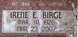 Irene Evelyn <I>Schoenberg</I> Birge