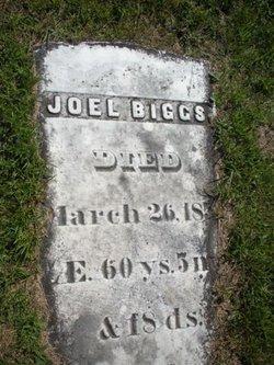 Joel Biggs