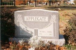 Mabel <I>Cook</I> Applegate