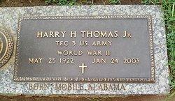 Harry Hadley Thomas