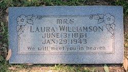 Laura <I>Clemens</I> Williamson