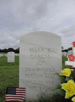 Mark A Garcia