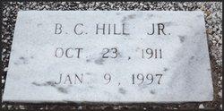 Benjamin Crawford Hill, Jr
