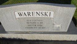 Charles Ardell Warenski