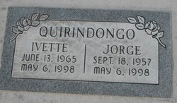 Ivette <I>Rodriguez</I> Quirindongo