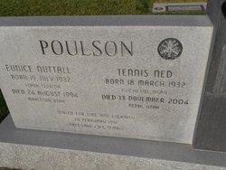 Eunice <I>Nuttall</I> Poulson