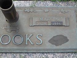 Mary Ann <I>Scroggs</I> Brooks