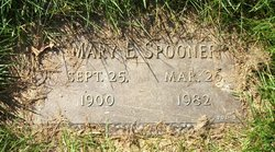 Mary Exie <I>Justice</I> Spooner
