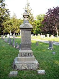 Eunice Peck <I>Capron</I> Baker
