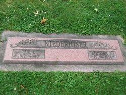 Gertrude Ellen <I>Fronk</I> Niederhiser