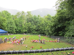 Jessey Roark Family Cemetery