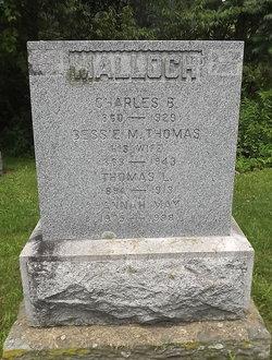 Hannah May <I>Malloch</I> Rosenstraus