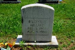 Billy Ray Hillard