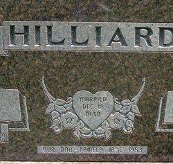 Pamela Jane Hilliard