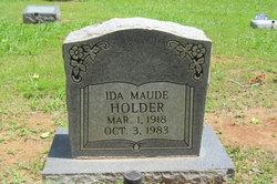 Ida Maude Holder