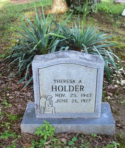 Theresa A Holder