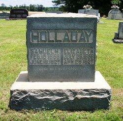 Elizabeth Holladay