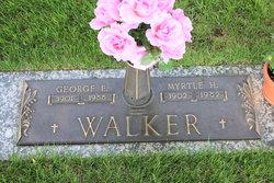 Myrtle H Walker