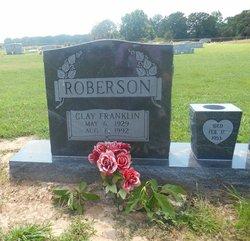 Clay Franklin Roberson