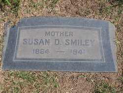 Susan Demaris <I>Pulley</I> Smiley