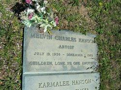 Melvin Charles Hanson