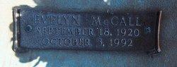 Evelyn <I>McCall</I> Bartlett