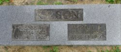 Myrtle M. <I>Tompkins</I> Olson