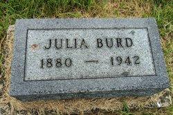 Julia Burd
