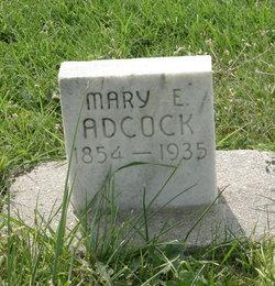 Mary Elizabeth <I>Eakins</I> Adcock