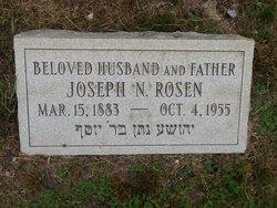 Joseph Nathan Rosen