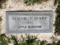 """Elizabeth """"Little Blossom"""" Dewey"""