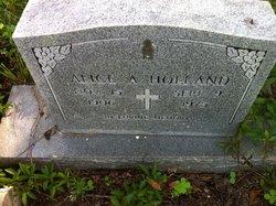 Alice A Holland