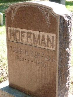 Frank W Hoffman