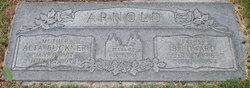 Benjamin Edward Arnold