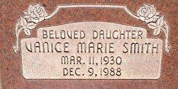 Vanice Marie Smith