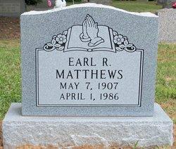 Earl Roosevelt Matthews