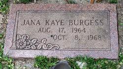 Jana Kaye Burgess
