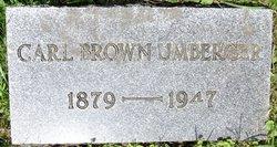 Carl Brown Umberger